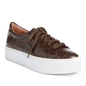 Halogen Atlantic Pacific Platform Sneaker 10